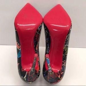 07f218fd18b6 Christian Louboutin Shoes - Christian Louboutin So Kate Black (Multi)  Loubitag
